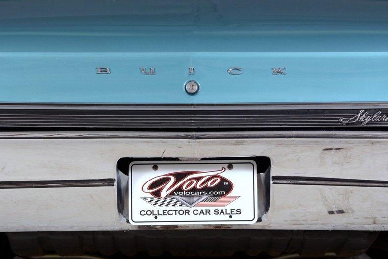 1967 Buick Skylark Image 30