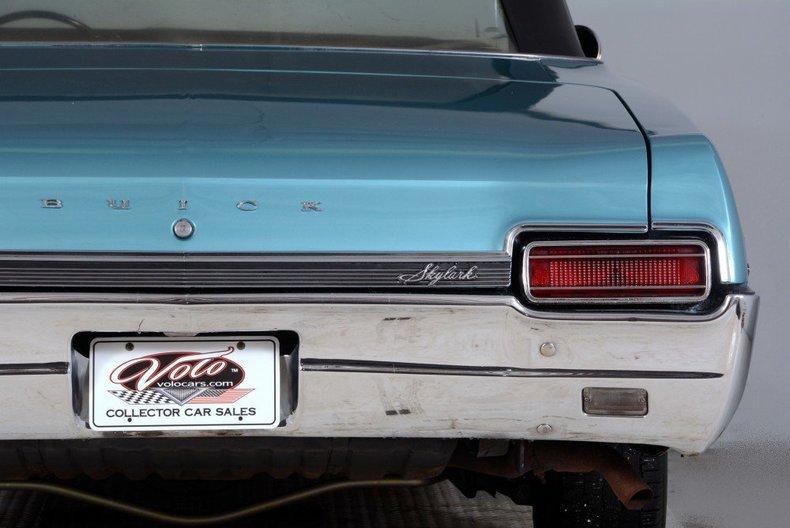 1967 Buick Skylark Image 7