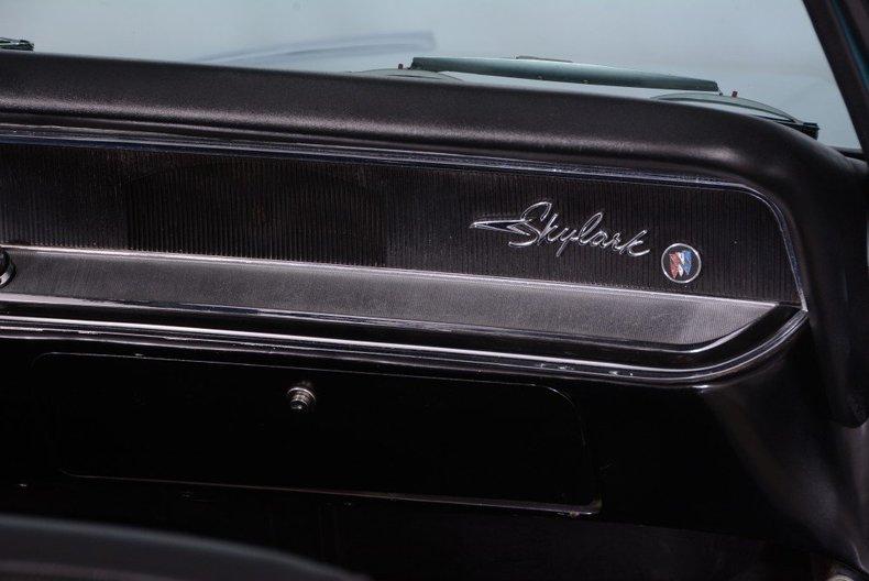 1967 Buick Skylark Image 8
