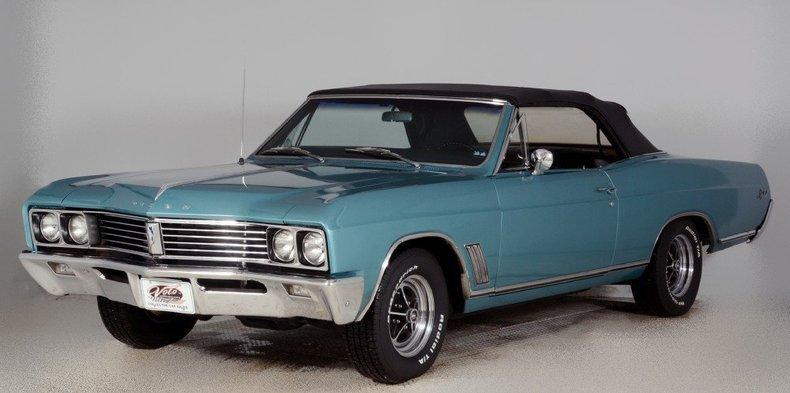 1967 Buick Skylark Image 13