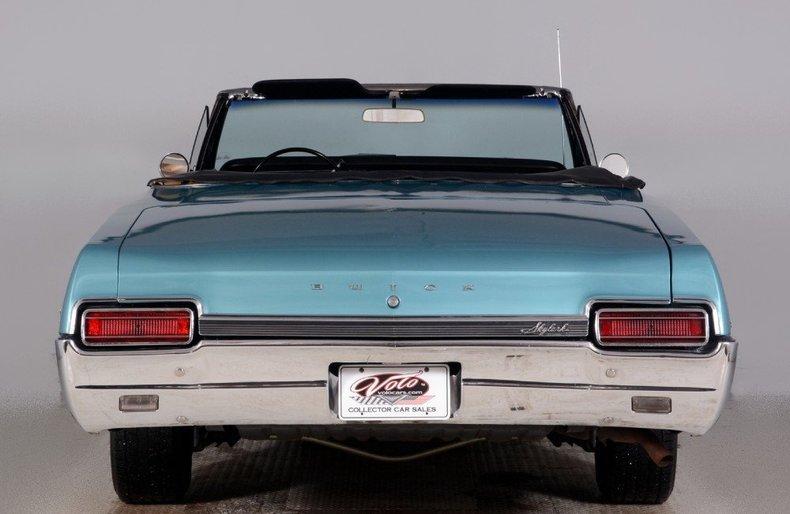 1967 Buick Skylark Image 36