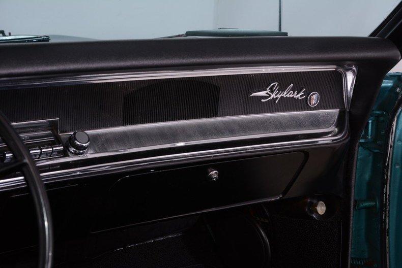 1967 Buick Skylark Image 41