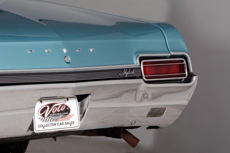 1967 Buick Skylark Image 47