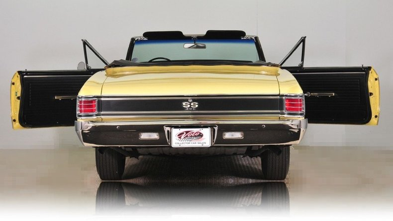 1967 Chevrolet Chevelle Image 8