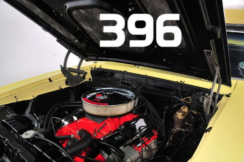 1967 Chevrolet Chevelle Image 65