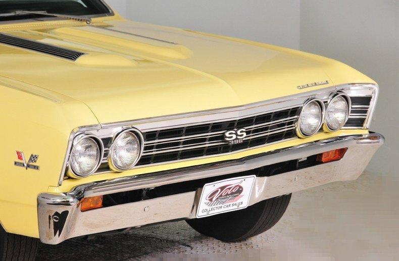 1967 Chevrolet Chevelle Image 70