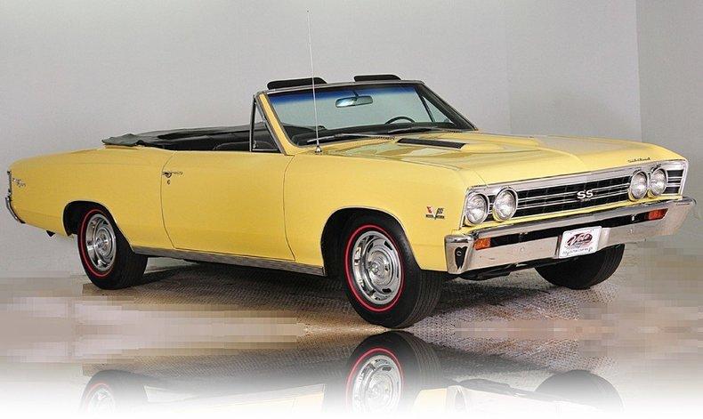 1967 Chevrolet Chevelle Image 85