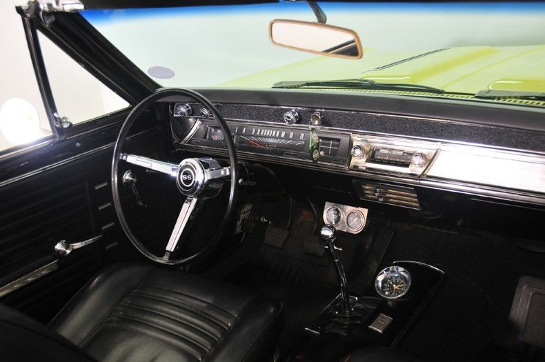 1967 Chevrolet Chevelle Image 91