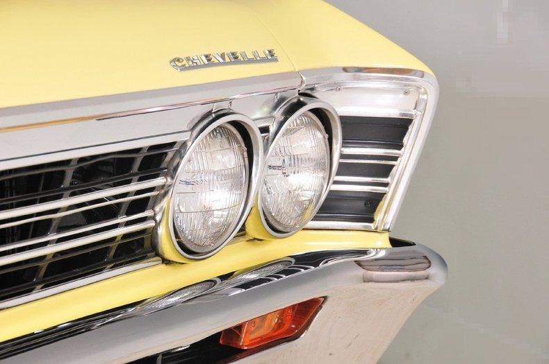 1967 Chevrolet Chevelle Image 95