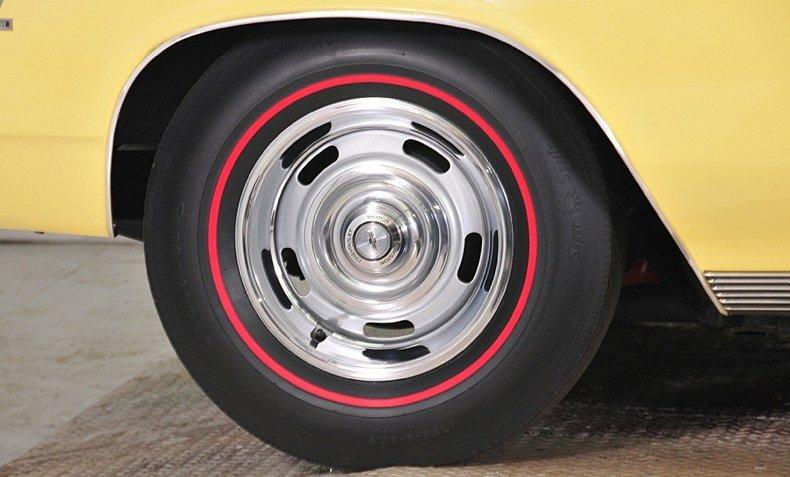 1967 Chevrolet Chevelle Image 101