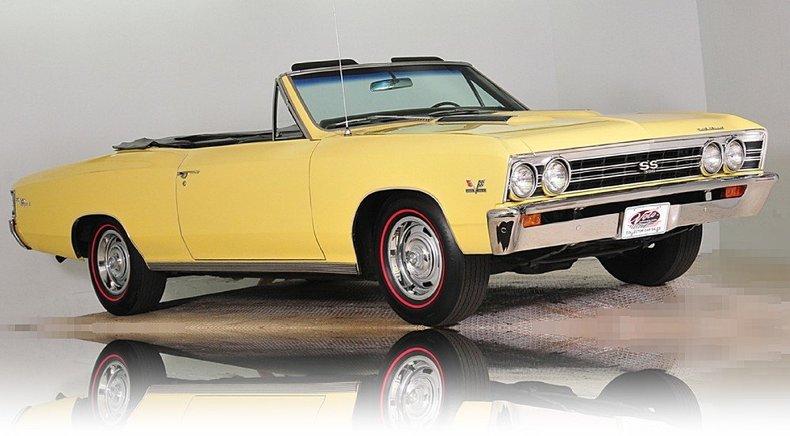 1967 Chevrolet Chevelle Image 103