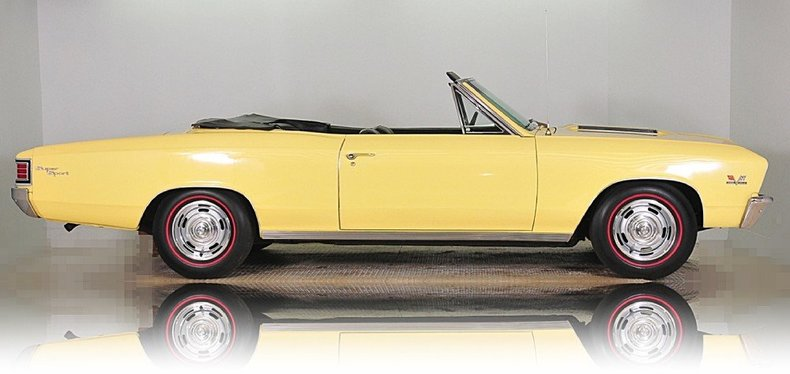 1967 Chevrolet Chevelle Image 107