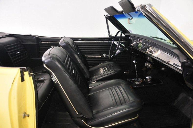 1967 Chevrolet Chevelle Image 109