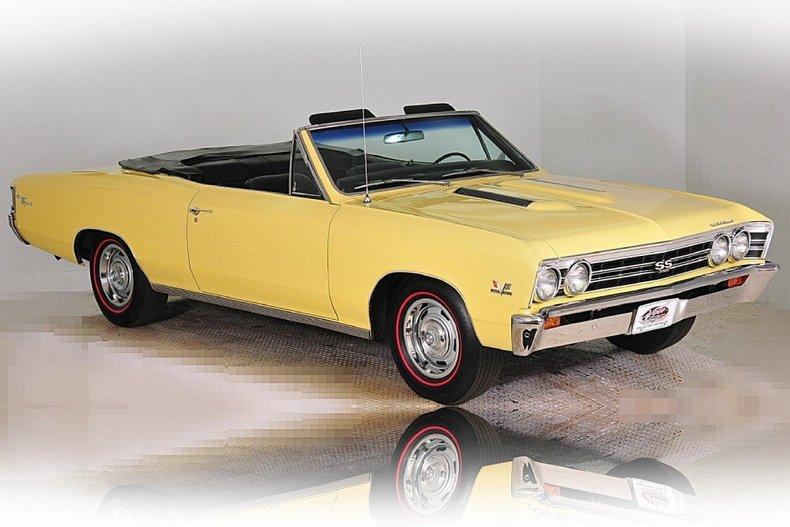 1967 Chevrolet Chevelle Image 119