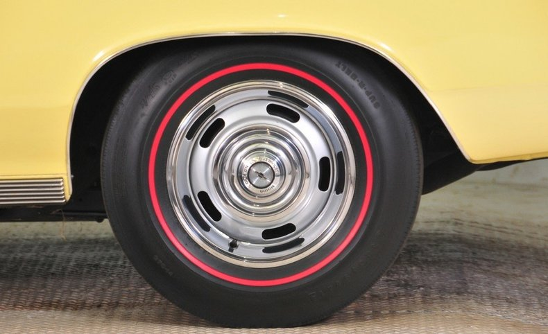 1967 Chevrolet Chevelle Image 113