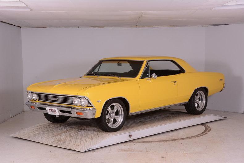 1966 Chevrolet Chevelle Image 19