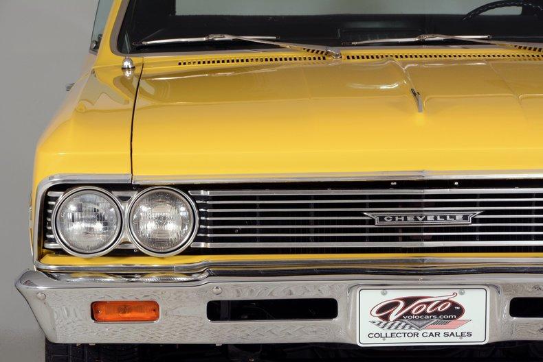 1966 Chevrolet Chevelle Image 11