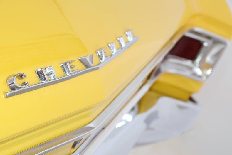 1966 Chevrolet Chevelle Image 15