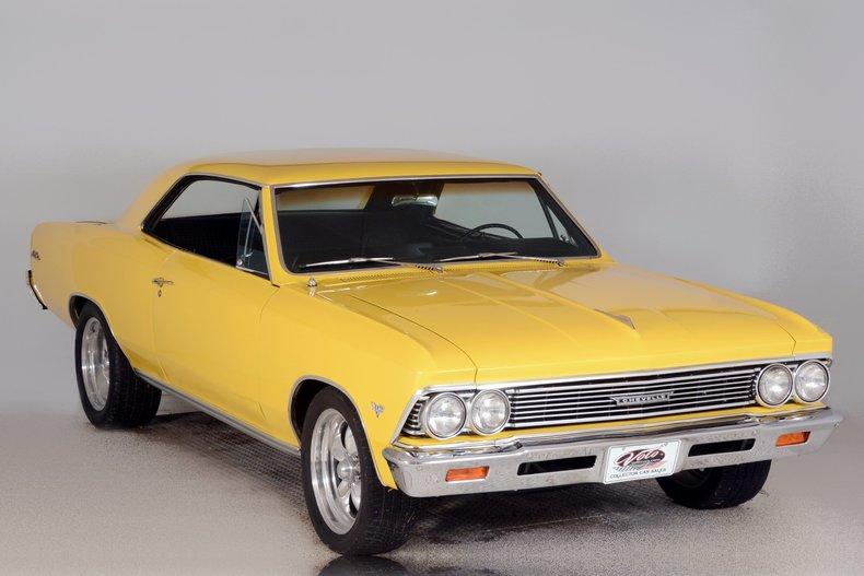1966 Chevrolet Chevelle Image 51