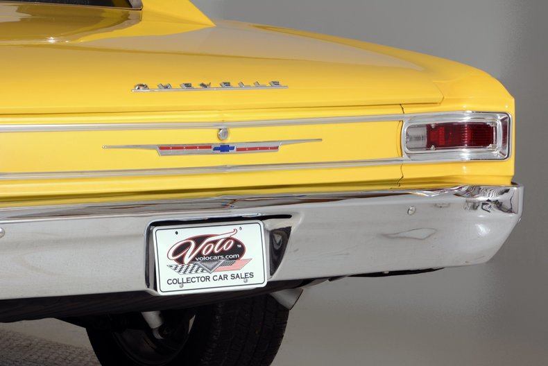 1966 Chevrolet Chevelle Image 52