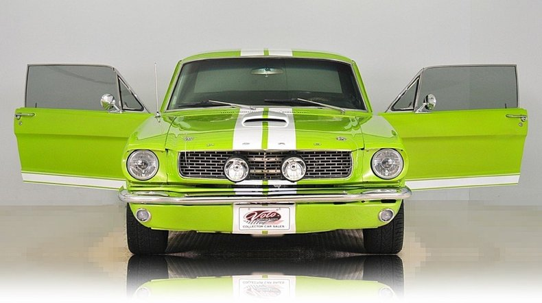 1966 Ford Mustang Image 22