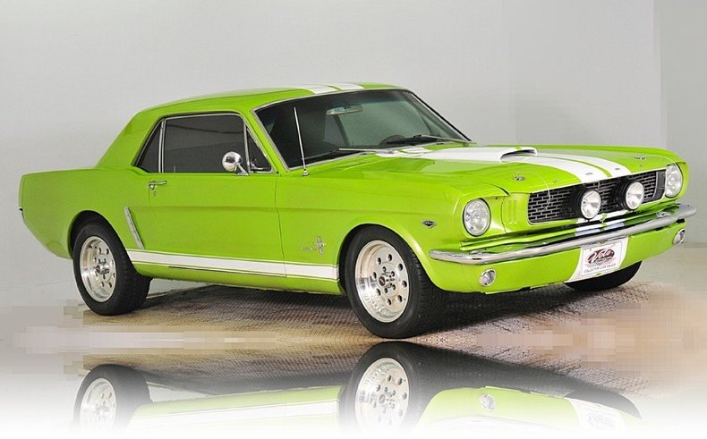 1966 Ford Mustang Image 44