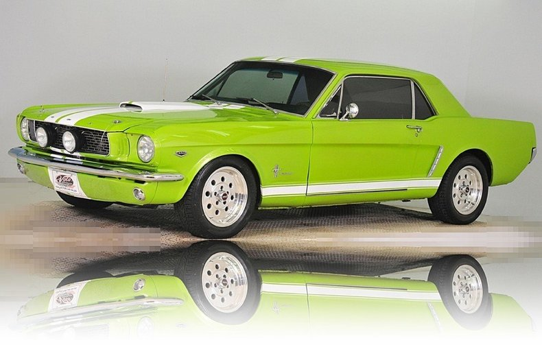 1966 Ford Mustang Image 55