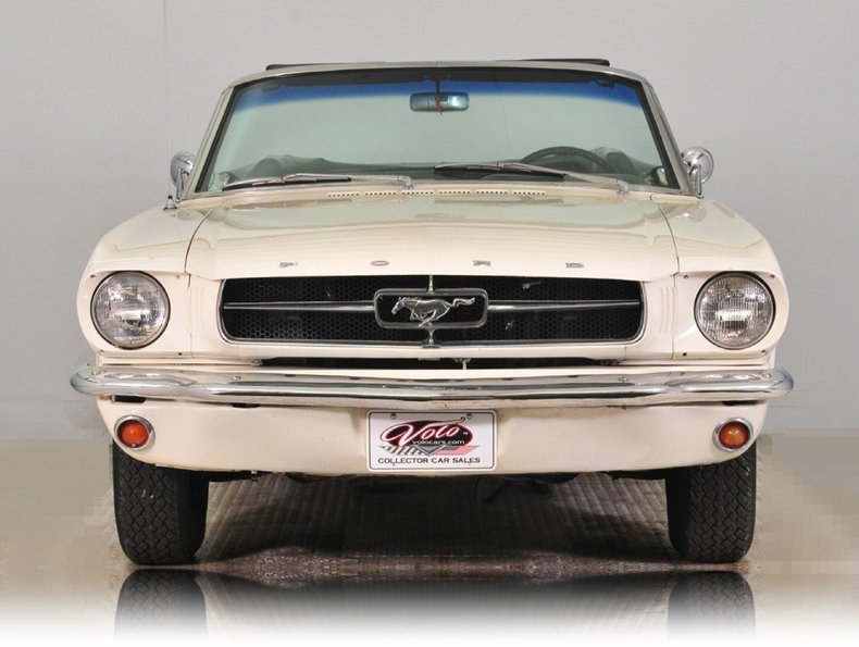 1965 Ford Mustang Image 21