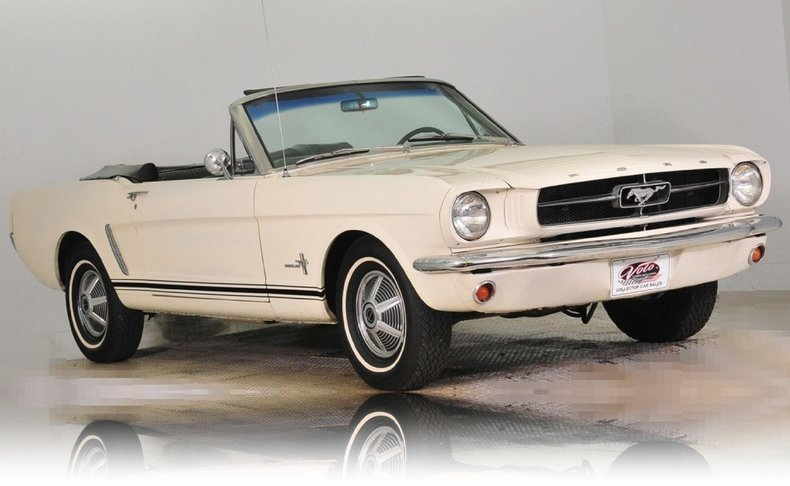 1965 Ford Mustang Image 57