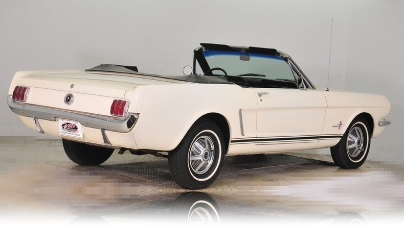 1965 Ford Mustang Image 55