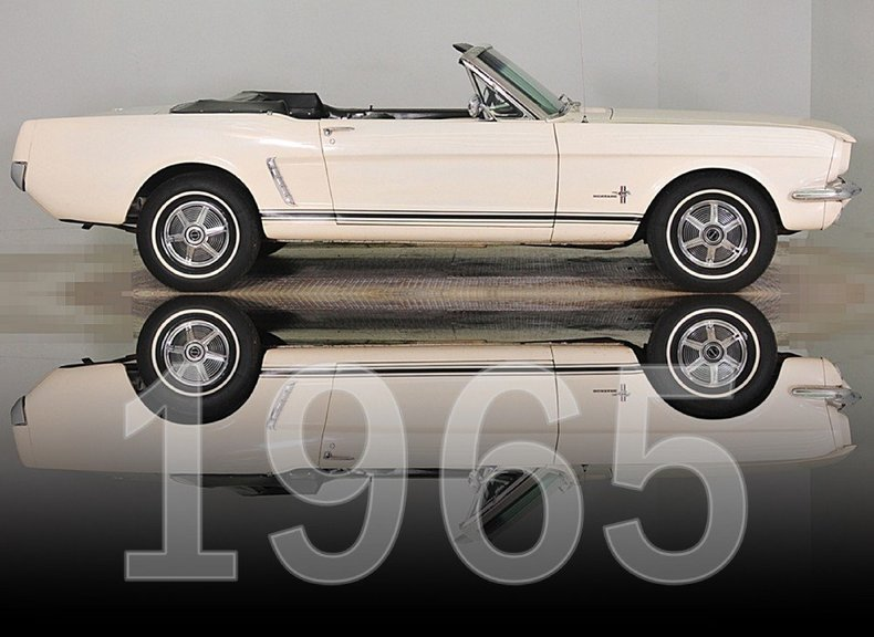 1965 Ford Mustang Image 43