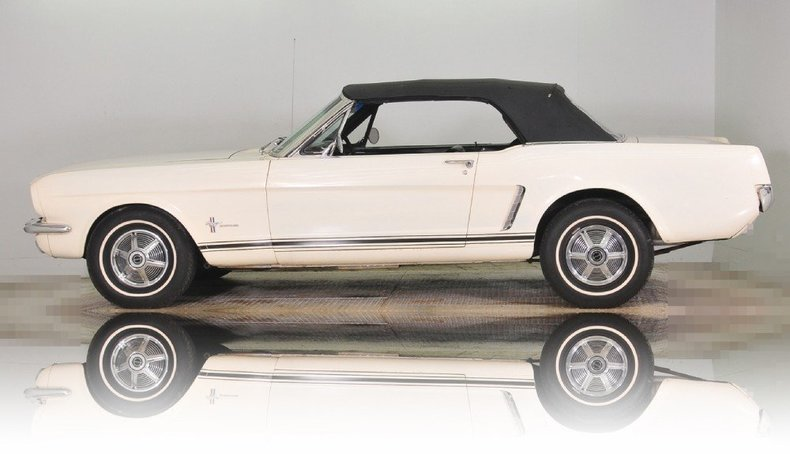 1965 Ford Mustang Image 64