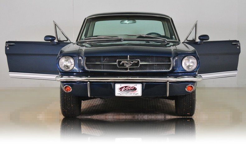 1965 Ford Mustang Image 18