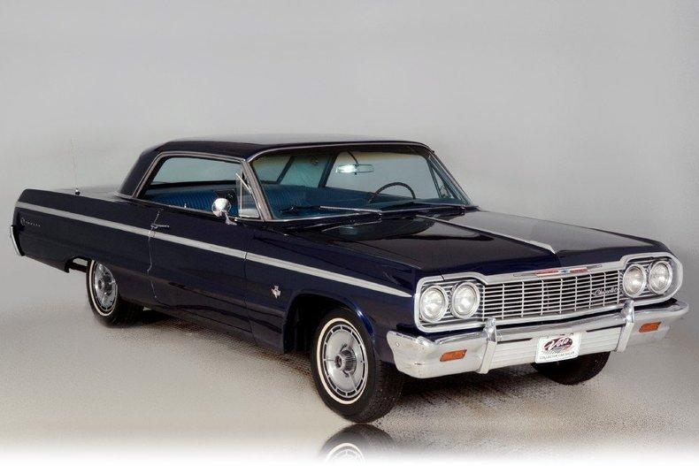 1964 Chevrolet  Image 68