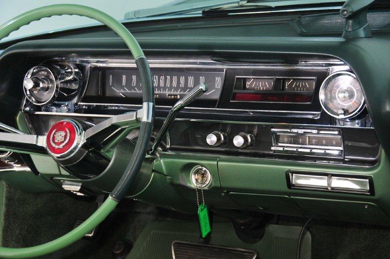 1963 Cadillac  Image 119