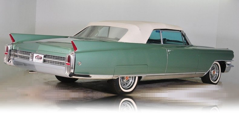 1963 Cadillac  Image 34