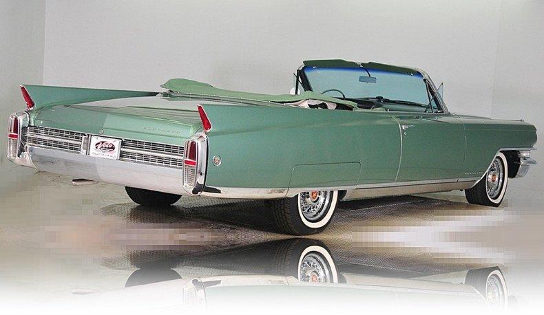 1963 Cadillac  Image 49