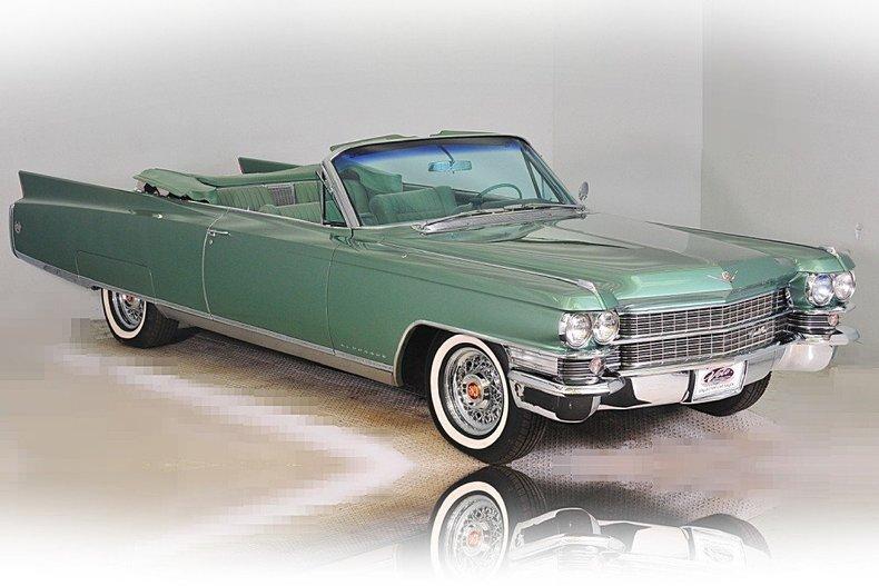 1963 Cadillac  Image 58