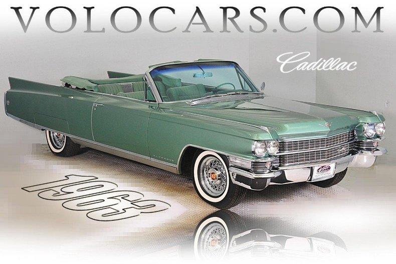 1963 Cadillac  Image 77
