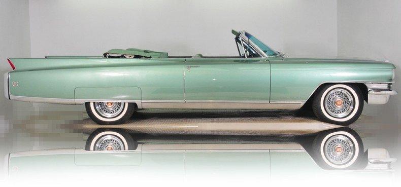 1963 Cadillac  Image 82