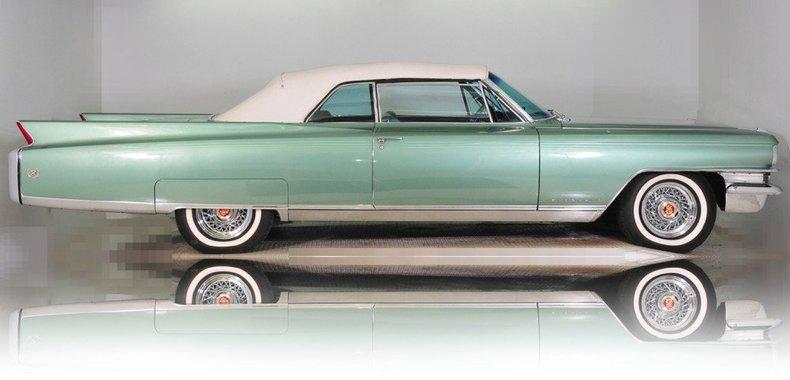 1963 Cadillac  Image 84