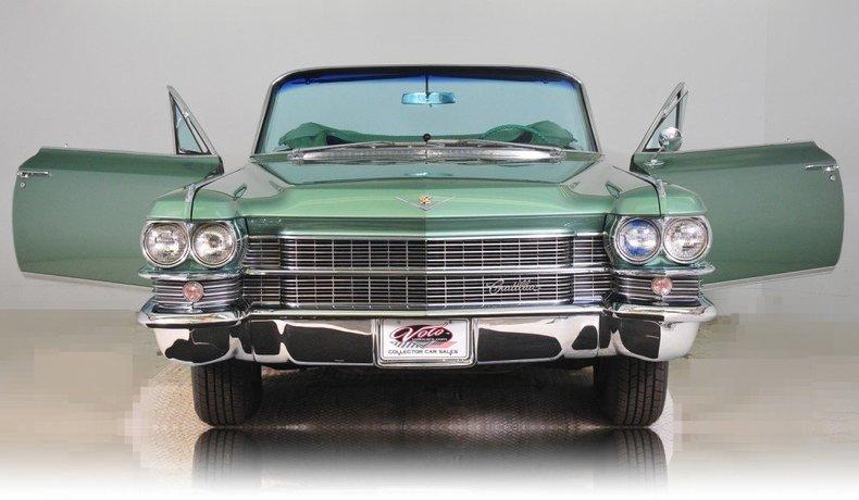 1963 Cadillac  Image 89