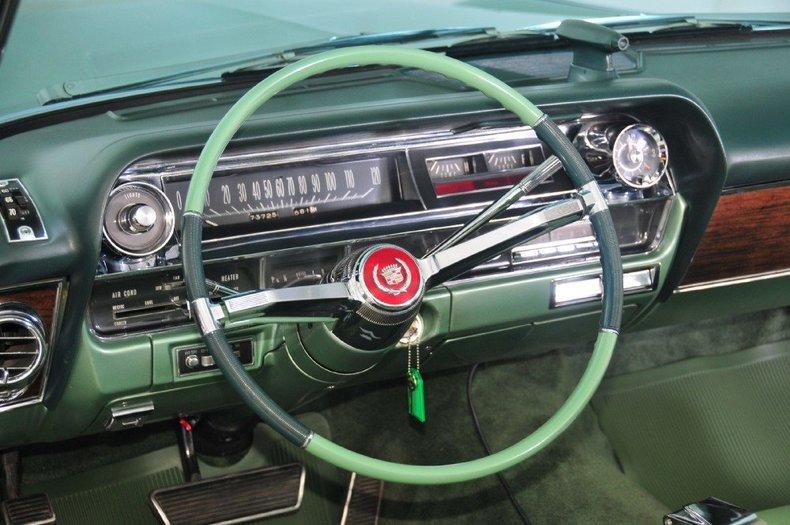 1963 Cadillac  Image 94