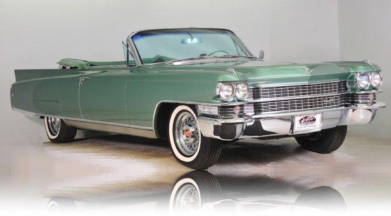 1963 Cadillac  Image 100