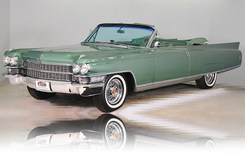 1963 Cadillac  Image 111