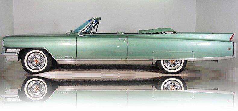 1963 Cadillac  Image 115
