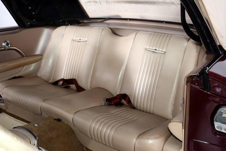 1963 Ford Thunderbird Image 29