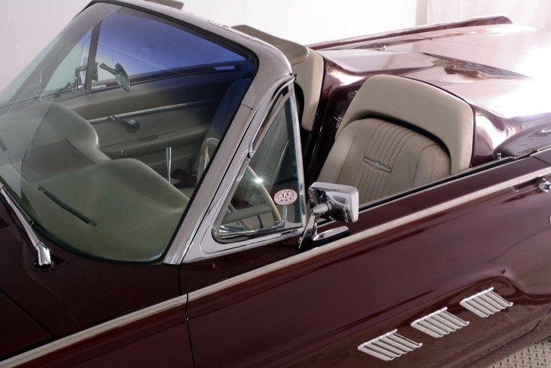 1963 Ford Thunderbird Image 23