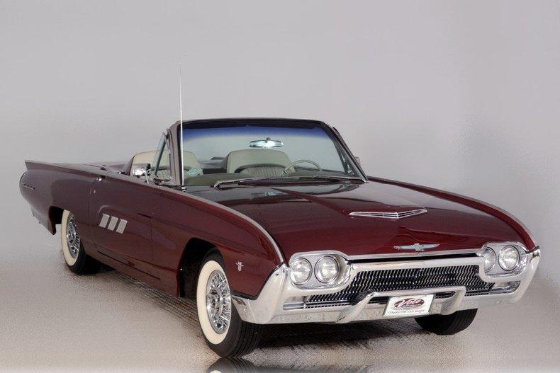 1963 Ford Thunderbird Image 56