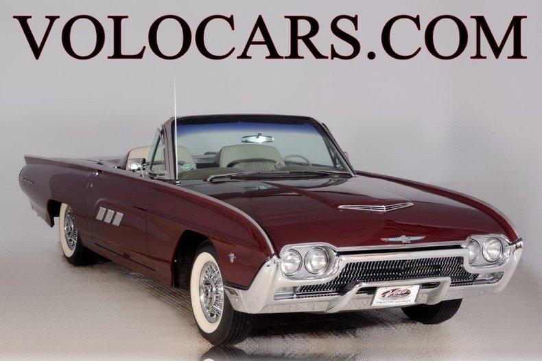 1963 Ford Thunderbird Image 107